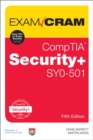 COMPTIA SECURITY SY0501 EXAM CRAM - Book