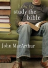 How To Study The Bible - Book