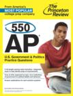 550 AP U.S. Government & Politics Practice Questions - eBook