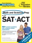 Math and Science Prep for the SAT & ACT - Book