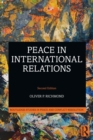 Peace in International Relations - Book