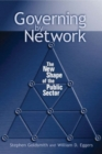 Governing by Network : The New Shape of the Public Sector - Book
