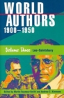 World Authors 1900-1950 - Book