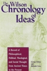 Wilson Chronology of Ideas - Book