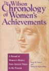 Wilson Chronology of Women's Achievements - Book