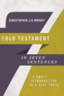 The Old Testament in Seven Sentences - eBook