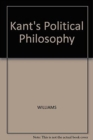 Kants Political Philosophy CB - Book
