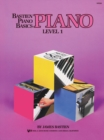 Bastien Piano Basics: Piano Level 1 - Book