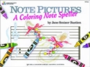 Note Pictures: A Coloring Note Speller - Book