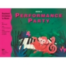 Performance Party Book A - Book