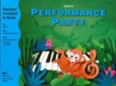 Performance Party Book B - Book