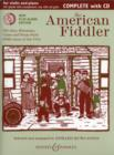 The American Fiddler + CD : Violin and Piano - Book