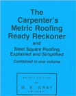 Carpenter's Metric Roofing Ready Reckoner - Book