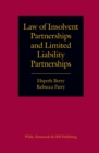 Law of Insolvent Partnerships and Limited Liability Partnerships - Book