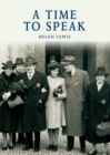A Time to Speak - Book