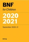 BNF for Children 2020-2021 - Book