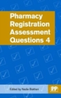 Pharmacy Registration Assessment Questions 4 - Book