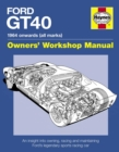 Ford Gt40 Manual : An insight into owning, racing and maintaining Ford's legendary sports racing car - Book