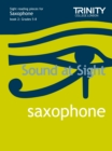 Sound At Sight Saxophone (Grades 5-8) - Book