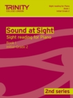 Sound At Sight (2nd Series) Piano Book 1 Initial-Grade 2 - Book