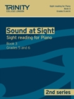 Sound At Sight (2nd Series) Piano Book 3 Grades 5-6 - Book