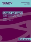 Sound At Sight (2nd Series) Piano Book 4 Grades 7-8 - Book