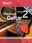 Plectrum Guitar Pieces Initial-Grade 2 - Book
