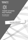 Trinity College London Theory of Music Past Papers (May 2018) Grade 1 - Book