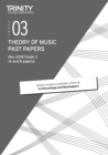 Trinity College London Theory of Music Past Papers (May 2018) Grade 3 - Book