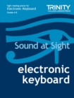Sound at Sight Electronic Keyboard: Grades 6-8 - Book
