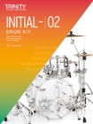 Trinity College London Drum Kit 2020-2023. Initial-Grade 2 - Book