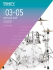 Trinity College London Drum Kit 2020-2023. Grades 3-5 - Book