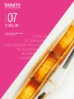 Trinity College London Violin Exam Pieces 2020-2023: Grade 7 - Book