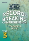 Record Breaking Comprehension Year 3 Teacher's Book - Book