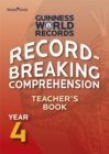 Record Breaking Comprehension Year 4 Teacher's Book - Book