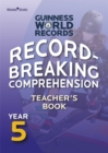 Record Breaking Comprehension Year 5 Teacher's Book - Book
