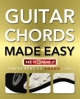 Guitar Chords Made Easy : Comprehensive Sound Links - Book