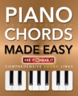 Piano and Keyboard Chords Made Easy : Comprehensive Sound Links - Book