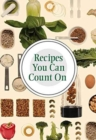 Recipes You Can Count On - Book