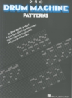 260 Drum Machine Patterns - Book