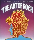 The Art of Rock : Posters from Presley to Punk - Book
