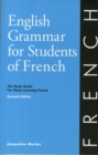 English Grammar for Students of French 7th edition - Book