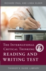 The International Critical Thinking Reading and Writing Test - Book