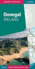 Donegal Ireland : Xploreit County Map - Book
