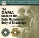 DAMA Guide to the Data Management Body of Knowledge CD - Book