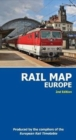 Rail Map of Europe : 2nd Edition - Book