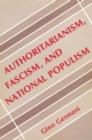 Authoritarianism, Fascism, and National Populism - eBook