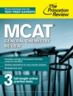 MCAT General Chemistry Review : New for MCAT 2015 - eBook