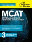 MCAT Critical Analysis and Reasoning Skills Review : New for MCAT 2015 - eBook