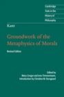 Kant: Groundwork of the Metaphysics of Morals - Book